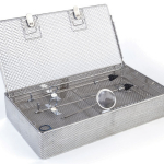 instrument sterilisation trays