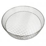 Round Autoclave basket