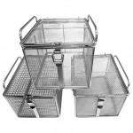 Ultrasonic-Autoclave Mesh Basket