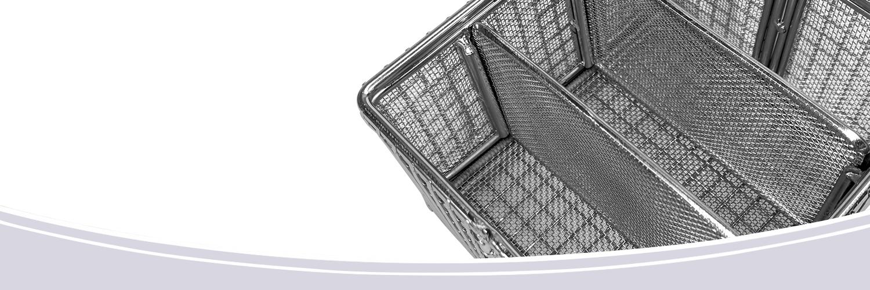 Autoclave baskets