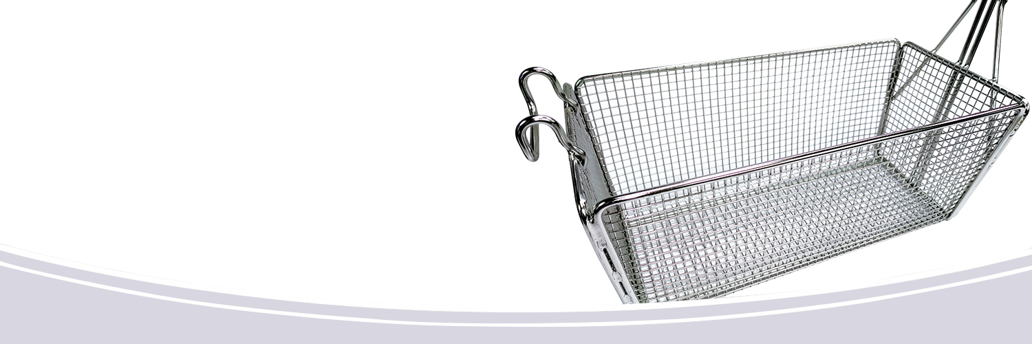 catering mesh baskets