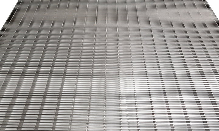 mesh for architectural