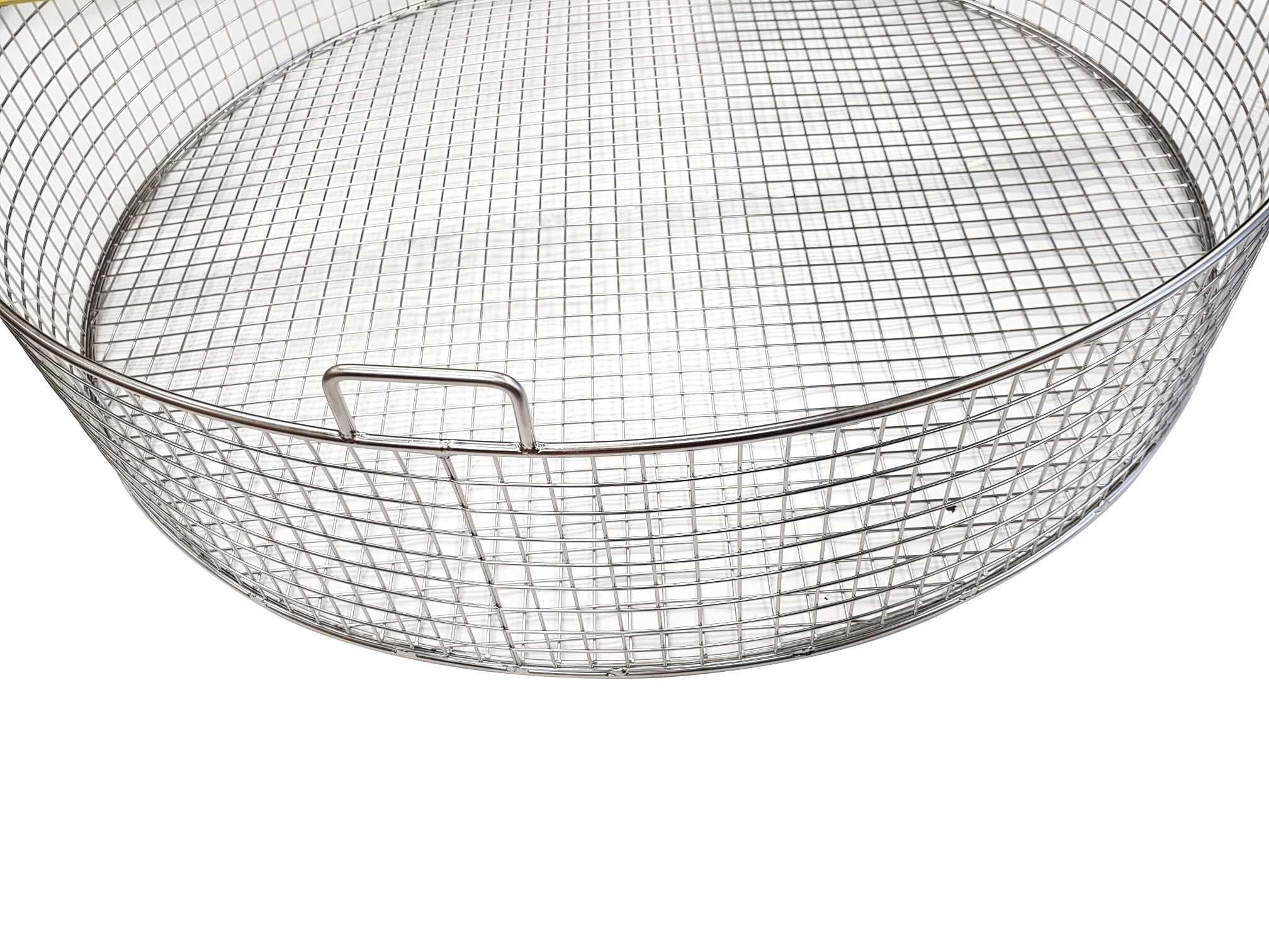 Parts washing basket