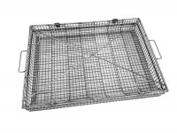 Ultrasonic basket