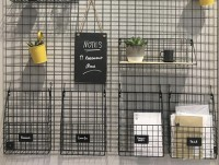 decorative wall hanging weldmesh