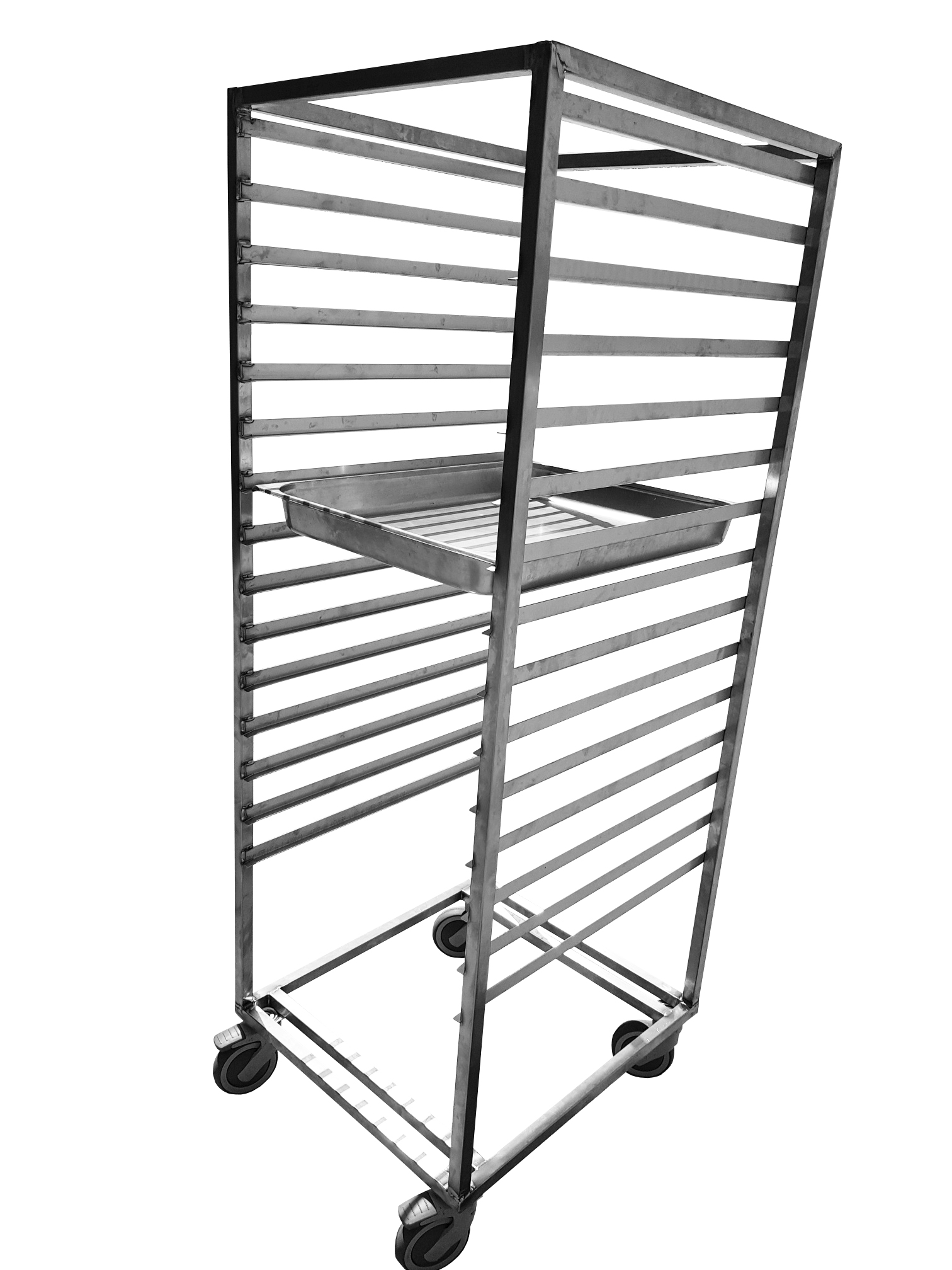 Catering Trolley Stainless steel