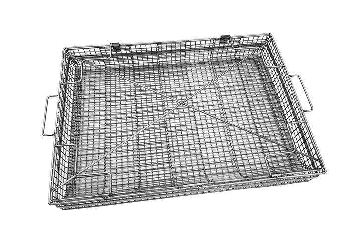 MEDICAL INSTRUMENT STERILISATION TRAYS